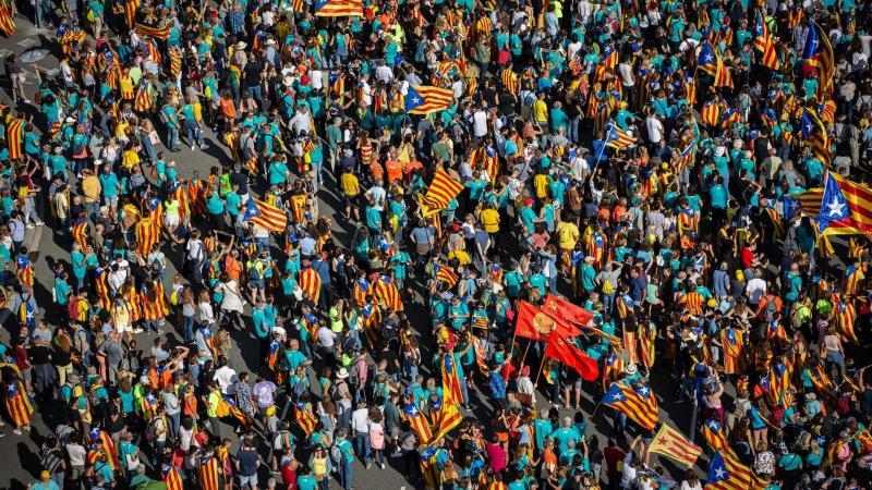 El 'sí' a la independència obtindria una victòria clara en un referèndum a Catalunya, segons l'ICPS