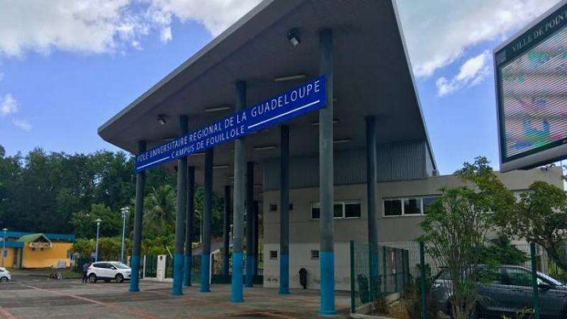 Université des Antilles : grève sur le Pôle Guadeloupe, pas sur le Pôle Martinique