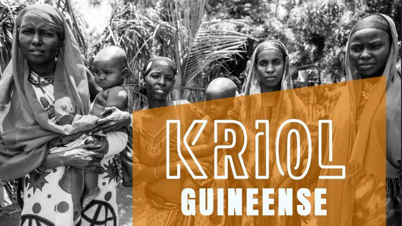 A grande riqueza linguística da Guiné-Bissau