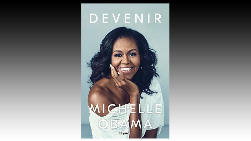 """""""Je me suis préparé un sandwich au fromage"""" : on a lu les Mémoires de Michelle Obama"""