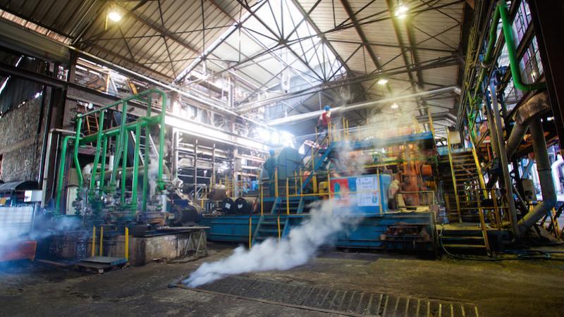Agence Martinique Energie : expertise de la chaudière du Galion et devis de réparation