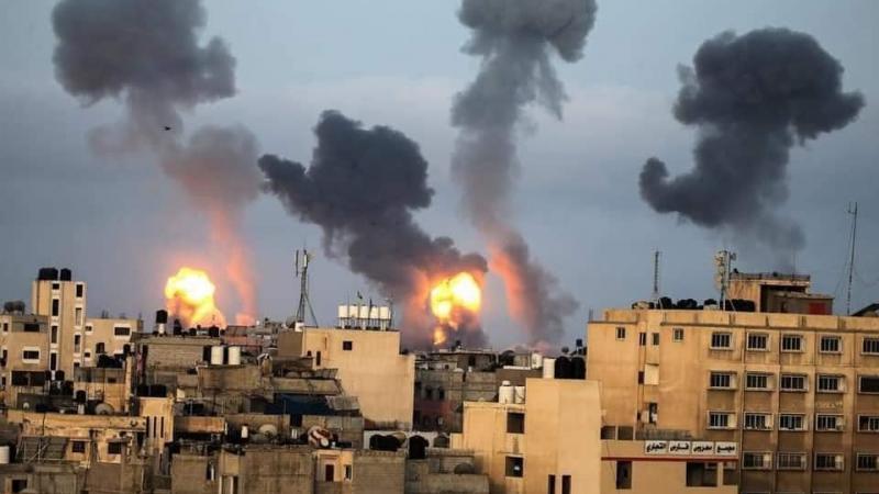 Bombardements israéliens sur le bantoustan de Gaza : 9 enfants tués