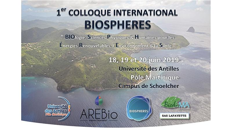 Colloque International BIOSPHERES (CIB)
