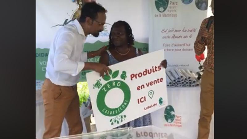 """40 nouveaux agriculteurs intègrent le Label """"Zéro Chlordécone"""""""