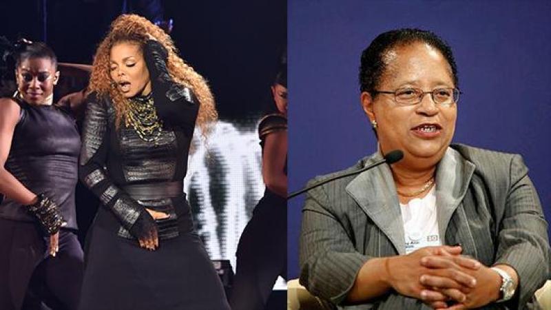Vous connaissez Janet Jackson, mais pas Shirley Ann Jackson...