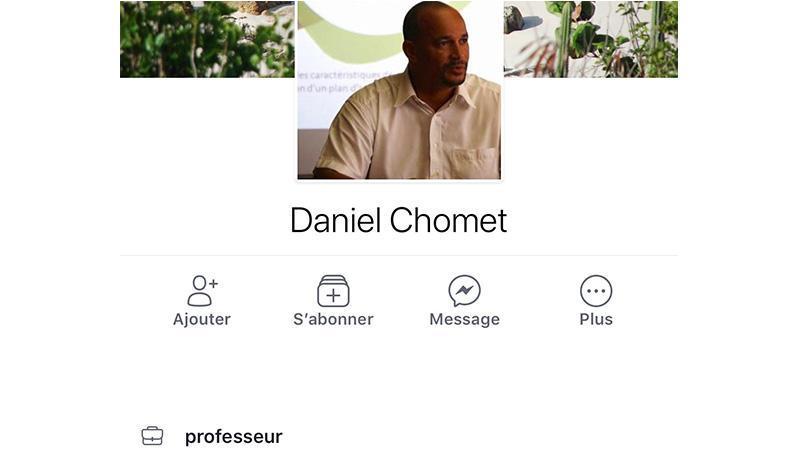 ENERGIE - AME :  QUAND LE PROFESSEUR DANIEL CHOMET  ACCUSE LE GRAN SANBLE !