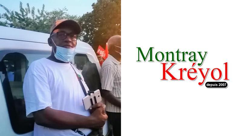 Léon Seveur soutient Montray Kréyol