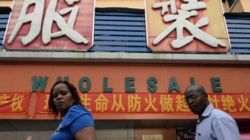 LE REVE CHINOIS DES MIGRANTS AFRICAINS TOURNE SOUVENT A L'ENFER