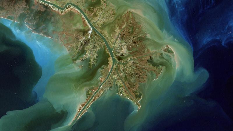 Le ruissellement des engrais crée la plus grande zone morte jamais observée aux États-Unis