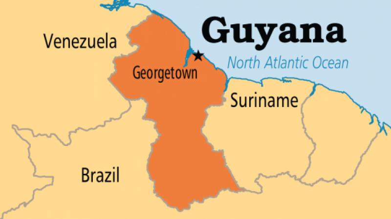"""David Granger, président du Guyana : """"Le Guyana doit être considéré comme l'arrière-pays de la Caraïbe"""""""