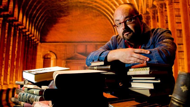 Muere a los 55 años el escritor Carlos Ruiz Zafón