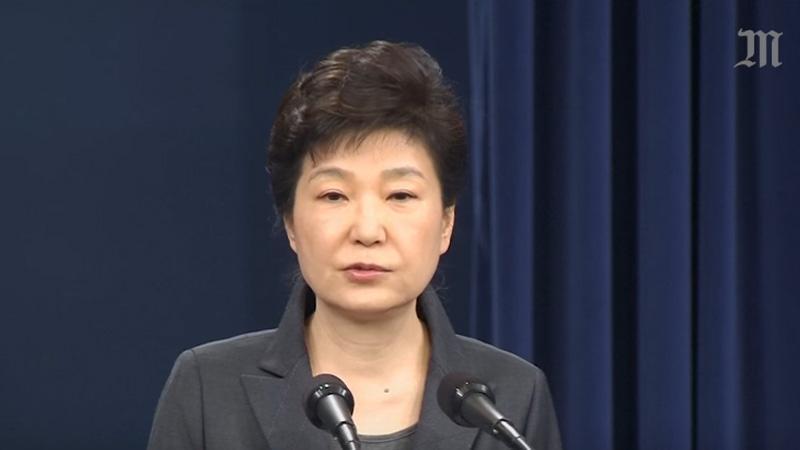 L'ex-présidente sud-coréenne Park condamnée à vingt-quatre ans de prison pour corruption