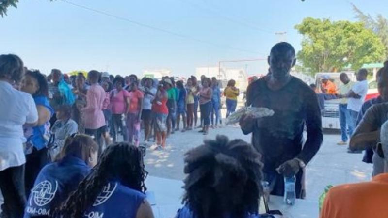 340 haïtiens déportés des Bahamas