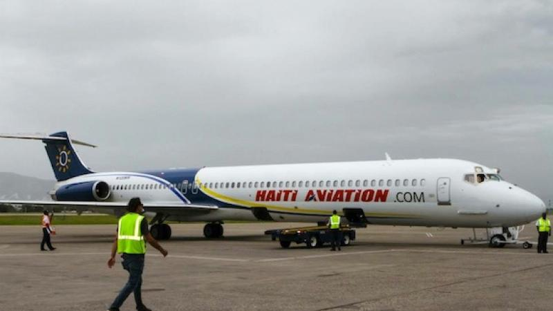 Haiti to Organise Charter Flights to Rescue Citizens in French Antilles