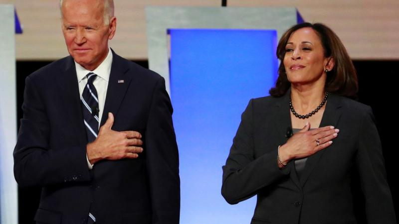 Palestine : le vrai visage de Joe Biden et Kamalas Harris