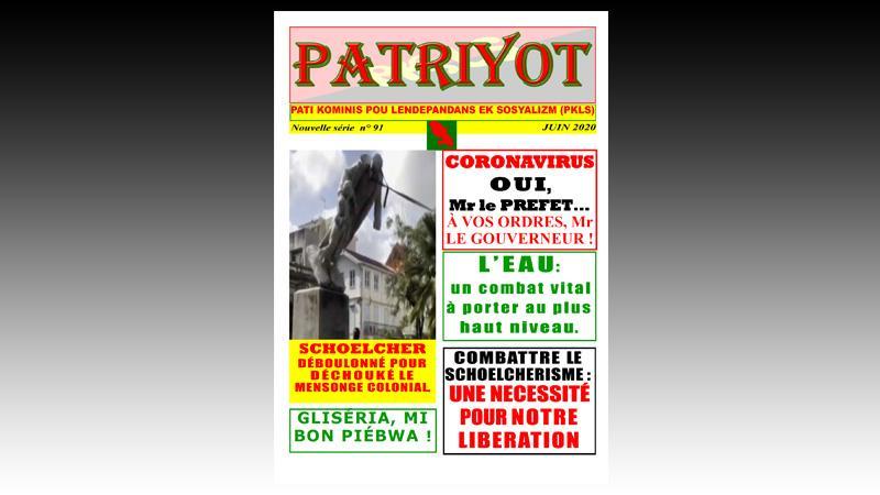 Patriyot #91 Juin 2020