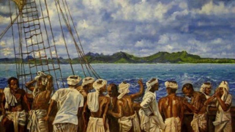 A l'île Maurice, hommage aux «hill coolies» ou Dhangars