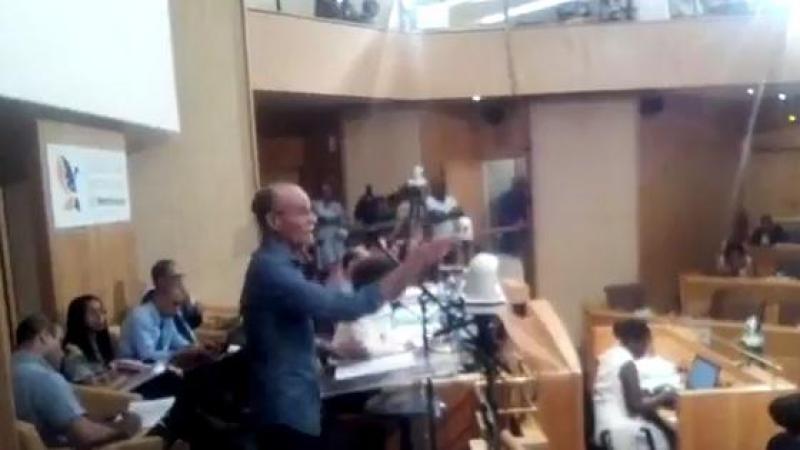 """Plénière de la CTM du jeudi 12 octobre : """"Chaben"""" remet les pendules à l'heure"""