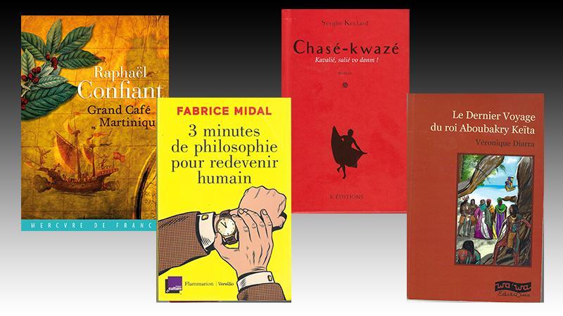Judes Duranty : mes 4 livres de l'année 2020