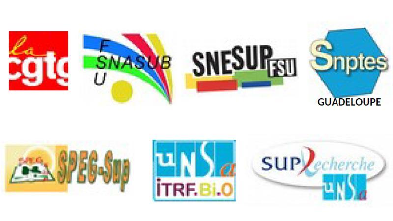 Les 7 syndicats de l'Université des Antilles appellent à une grève reconductible