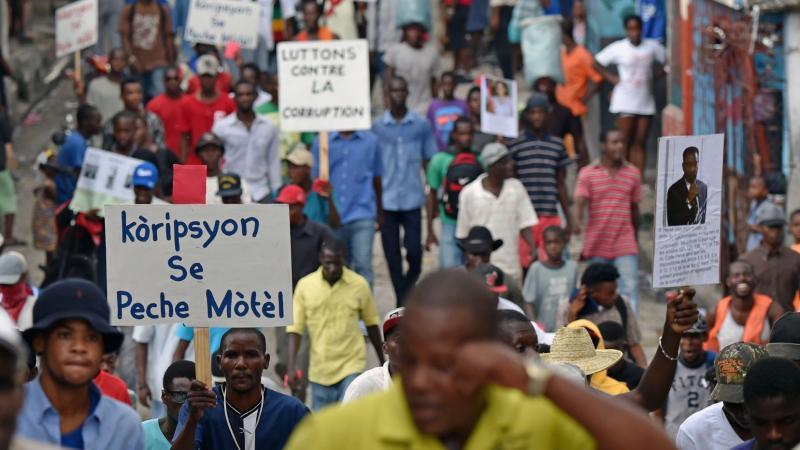 L'imaginaire de Gary Victor contre les corruptions haïtiennes