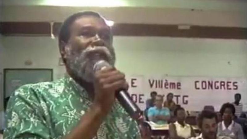 Élie Brême : Militant de l'Éducation guyanaise et de la Patria Grande nous a quitté