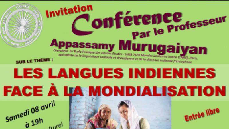 LES LANGUES INDIENNES FACE A LA MONDIALISATION