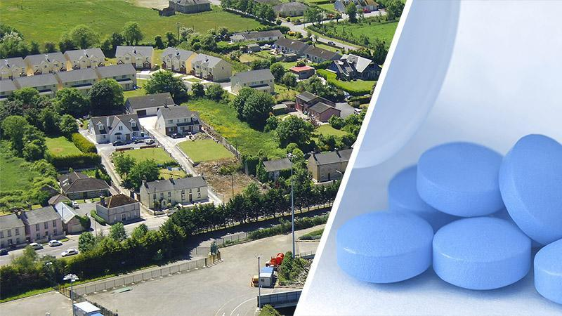 Irish villagers complain Viagra plant fumes have men and dogs walking around with 'hard-ons'