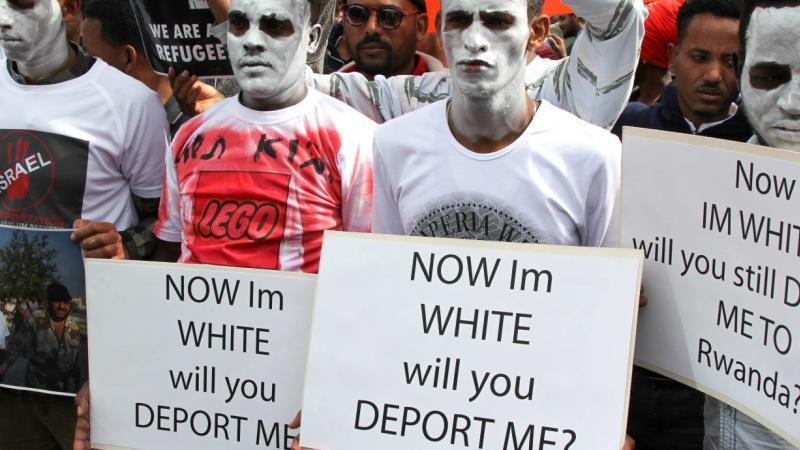 Israël : l'expulsion ou la prison pour 37 000 Africains