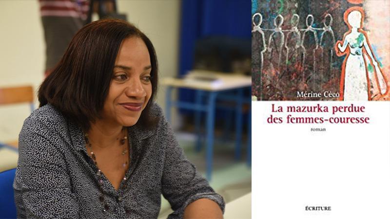 Le « potomitan » des voix féminines dans l'acte de transmission dans La Mazurka perdue des femmes-couresse