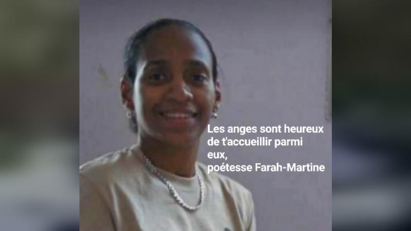 En hommage à Farah-Martine Lhérisson, poétesse haïtienne