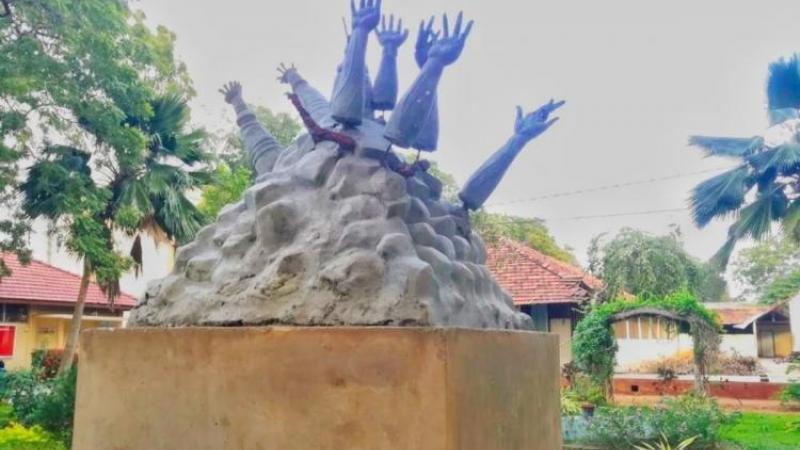 Sri Lanka: Mullivaikkal memorial dedicated to Tamil people killed in civil war razed