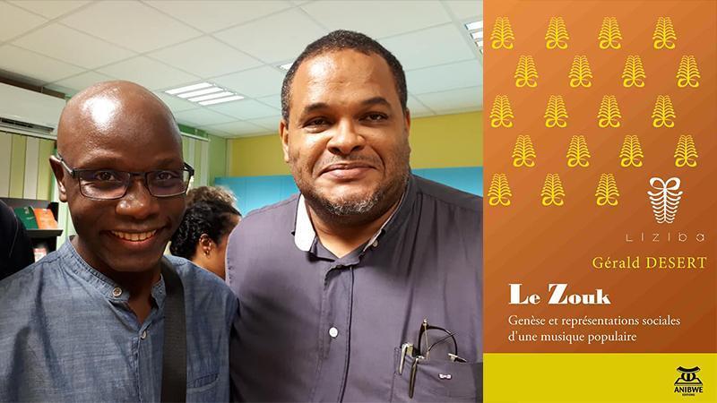Gérald Désert et Buata Maléla à propos du zouk sur Radio-Apal