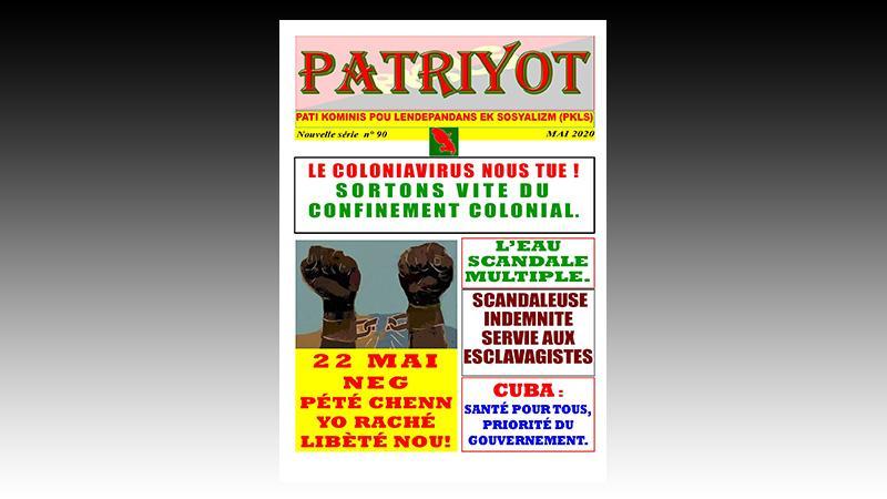 Patriyot #90 Mai 2020