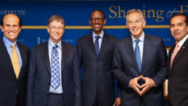 RDC : LÀ OÙ LES NOIRS S'ENTRETUENT POUR SAUVEGARDER LES INTÉRÊTS DE L'ÉLITE ANGLO-SAXONNE