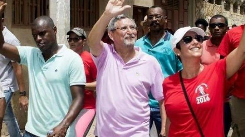 JORGE CARLOS FONSECA REELU PRESIDENT