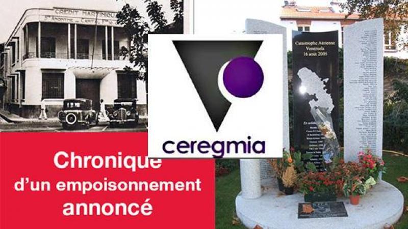 Crédit Martiniquais, Crash d'août 2015, Empoisonnement au chlordécone, Scandale du CEREGMIA : la justice française sous les cocotiers aux abonnés absents