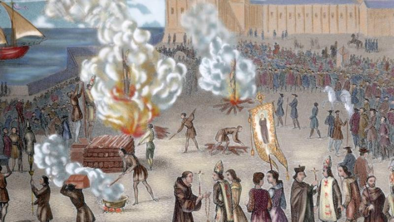 The Genetic Legacy of the Spanish Inquisition