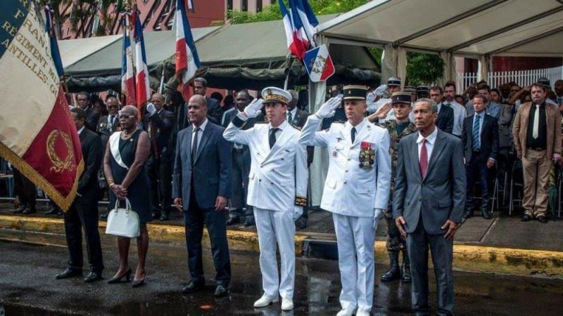 Après deux nuits d'émeutes à Foyal, le communiqué complètement creux de O Presidente da Martinica