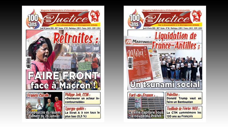 """""""JUSTICE"""" : UNE INFORMATION FIABLE, ARGUMENTEE ET CHIFFREE"""