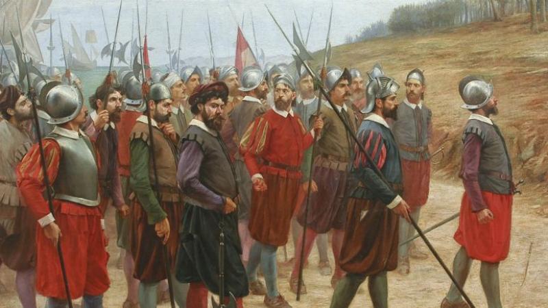 Les colons ont tué tellement d'Amérindiens que la terre s'est refroidie