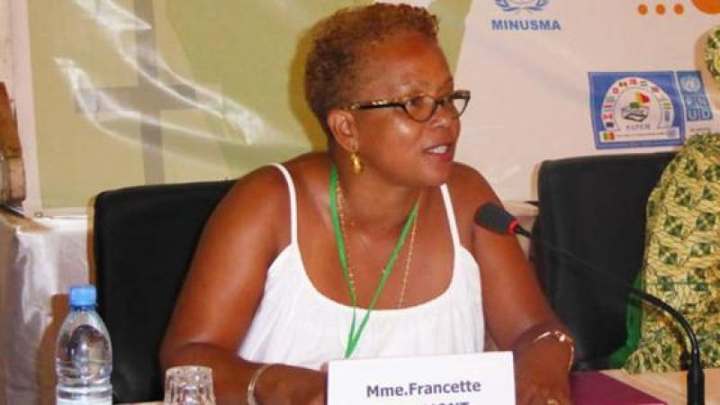 Francette Rosamont reconnecte les Antilles à l'Afrique