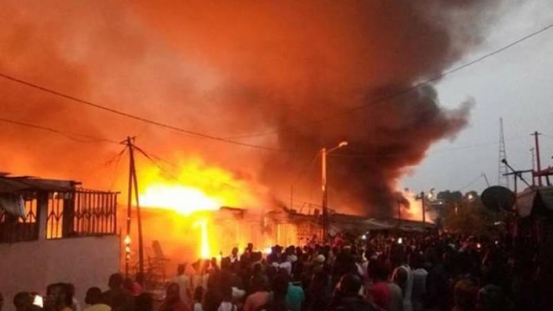 Tensions ethniques en Cote d'Ivoire : 7 magasins de Sénégalais pillés puis brûlés