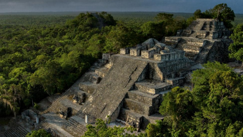 EXCLUSIF : DECOUVERTE D'UNE CITE MAYA DE PLUS DE 2000 KM² AU GUATEMALA