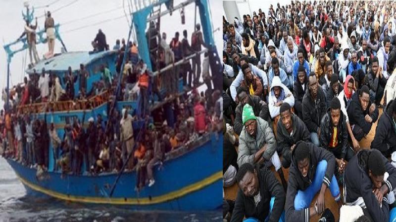 MIGRANTS : POURQUOI FUIENT-ILS L'AFRIQUE NOIRE ?