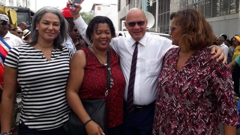 """Diane Montrose, conseillère territoriale (""""Ba Péyi-a An Chans""""), accusée de """"prise illégale d'intérêts"""""""