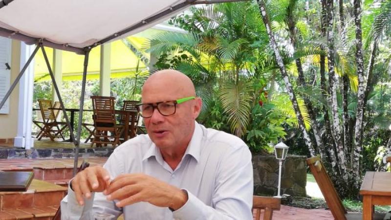 Communiqué de Yan Monplaisir, 1er vice-président de l'Assemblée de Martinique à propos de la situation de l'Université des Antilles