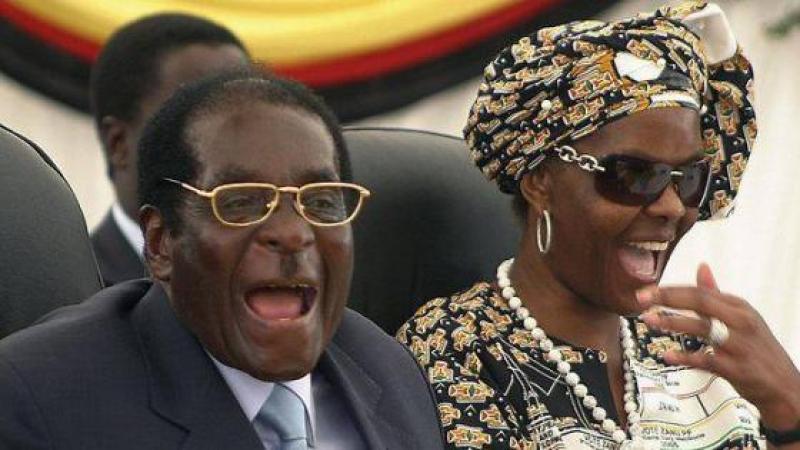 Robert Mugabe, le sorcier e la fille africaine