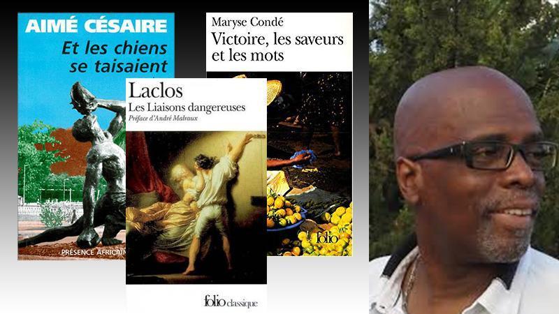 Choderlos de Laclos, Aimé Césaire et Maryse Condé