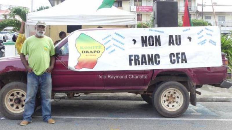 Le franc CFA s'invite en Guyane